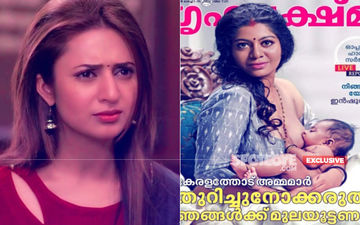 """""""A Woman's Breasts Are Meant To Feed A Child!"""" Divyanka Tripathi's Strong Take On Grihalaksmi Cover"""