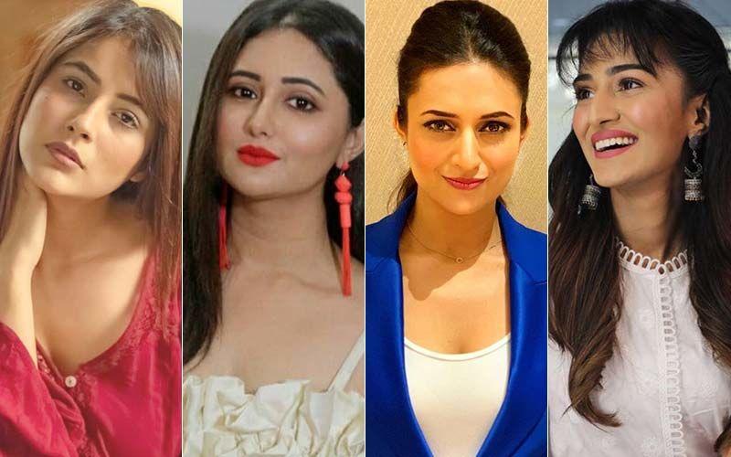 Happy Diwali 2020: Card Party Dressing Inspiration From Shehnaaz Gill, Rashami Desai, Divyanka Tripathi And Erica Fernandez
