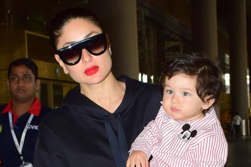 No Cameo For Taimur In Good News! Mommy Kareena Kapoor Khan Reiterates Our Stance