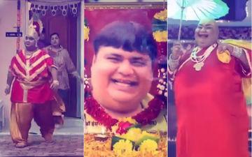 Video: Dr. Hathi Gets A Fitting Tribute From Team Taarak Mehta Ka Ooltah Chashmah