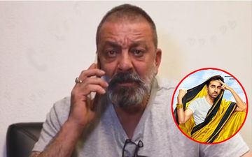 Dream Girl: Sanjay Dutt AKA Sanju Is Head Over Heels For Pooja; The Actor Can't-Wait To Meet Her