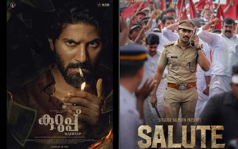 Kurup To Salute, Check Out Dulquer Salmaan's Recent Slate Of Exciting Films Coming Your Way