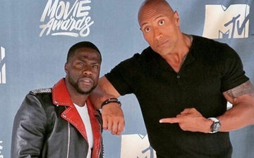 Dwayne Johnson Gives An Update On Comedian Kevin Hart's Health, Says He Is Doing Very Well