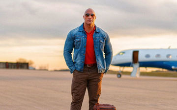 Dwayne Johnson Makes It To Cincinnati And Ends Up Making A Lucky Fan Happy- Read To Know The Reason Of His Visit