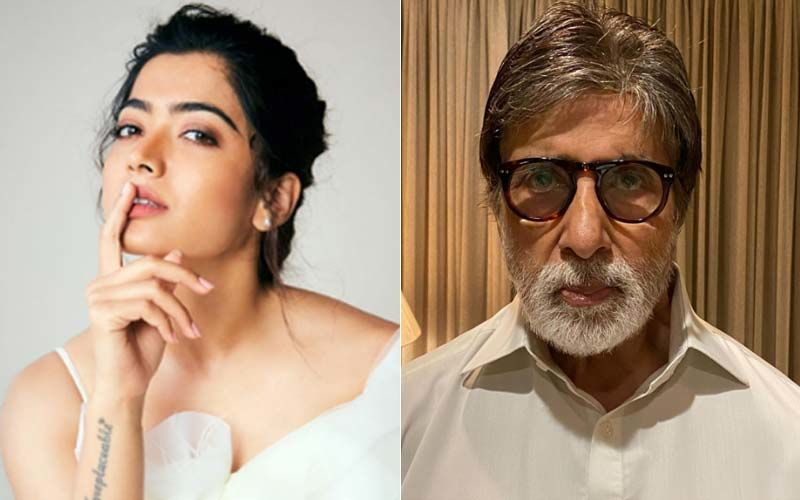 Rashmika Mandanna On Bagging Film Goodbye With Amitabh Bachchan: 'Never Thought I Will Be Sharing Screen Space With Him'