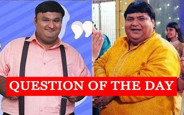 Do You Like The New Dr Hathi, Nirmal Soni, As Much As Kavi Kumar Azad?
