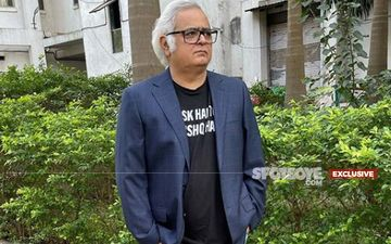 Hansal Mehta Talks About Life Before And  After Scam 1992-EXCLUSIVE