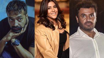 Anurag Kashyap Irked Over Ekta Kapoor's Collaboration With #MeToo Accused Former Partner Vikas Bahl?