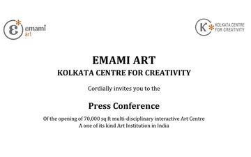 Are You An Art Enthusiast? Head to EMAMI Art Kolkata Centre For Creativity