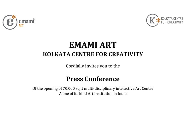 Are You An Art Enthusiast? Head to EMAMI Art Kolkata Centre For Creativity