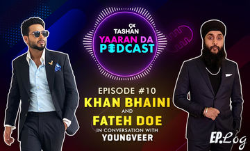9X Tashan Yaaran Da: Episode 10 With Khan Bhaini and Fateh Doe