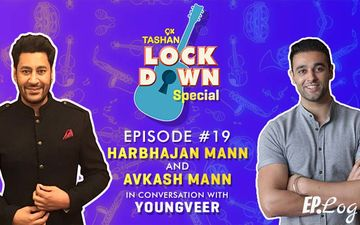 9X Tashan Lockdown Special: Episode 19 With Harbhajan And Avkash Mann