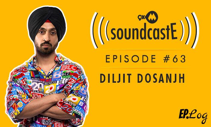 9XM SoundcastE: Episode 63 With Diljit Dosanjh