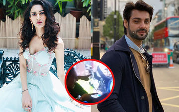 When Erica Fernandes Fulfilled Her Fan's Demand And Clicked Selfie With Karan Wahi; But Wait To See The Twist