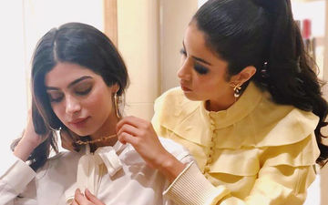 Janhvi Kapoor And Khushi Kapoor's Pics From Louis Vuitton Store Launch Are Oh-So-Adorable
