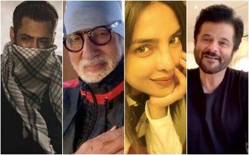 Eid Al-Adha 2020: Salman Khan, Amitabh Bachchan, Priyanka Chopra, Anil Kapoor Wish Eid Mubarak To Their Fans