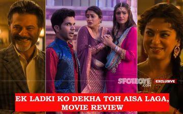 Ek Ladki Ko Dekha Toh Aisa Laga, Movie Review: Sexuality With Sensitivity, Achcha Laga