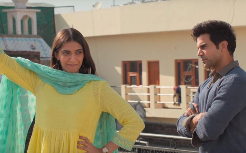Ek Ladki Ko Dekha Toh Aisa Laga, Title Song: Rajkummar Rao Recreates The Magic Of Love For Sonam Kapoor