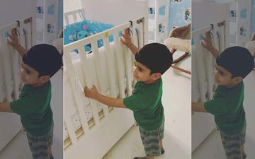 Ekta Kapoor Shares Glimpse Of Son Ravie With His Brother Laksshya; See The Cho Chweet Picture!