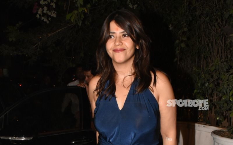 Ekta Kapoor's Alt Balaji Called Out For Plagiarism; Accused Of Copying The Poster Of Loev For His Story