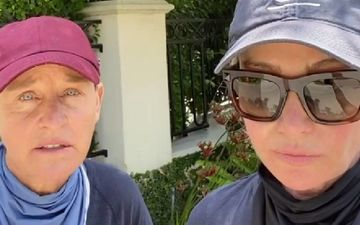 Ellen DeGeneres And Portia De Rossi On The Path Of Separation; Divorce To Cost 500 Million Dollars? Here's The Truth