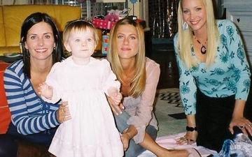 FRIENDS: Ross And Rachel's Baby Emma Has Woken Up After 17 Years; Noelle Sheldon Reacts To Chandler's 2020 Joke