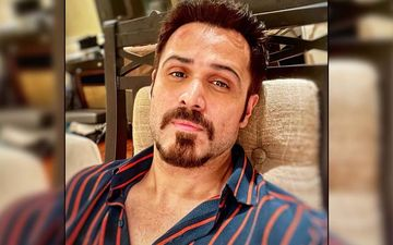 Emraan Hashmi Sweats It Out Hard In The Gym Amid Reports Of Being A Part Of Salman Khan's Tiger 3 -VIDEO Inside