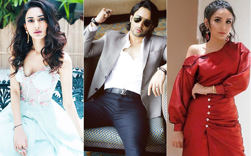 Erica Fernandes Receives A Special Gift From Shaheer Sheikh's Ex-Girlfriend Ayu Ting Ting