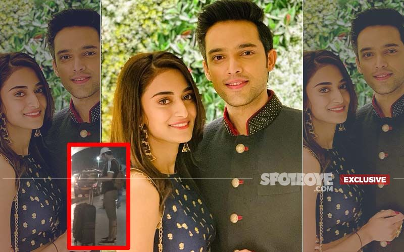 Parth Samthaan Flies Back To Be In Erica Fernandes' Arms, Resumes Kasautii Zindagii Kay 2 Shoot Today