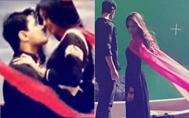 Erica Fernandes Shoots For Kasautii Zindagii Kay Remake Promo; Dons Same Outfit As Shweta Tiwari