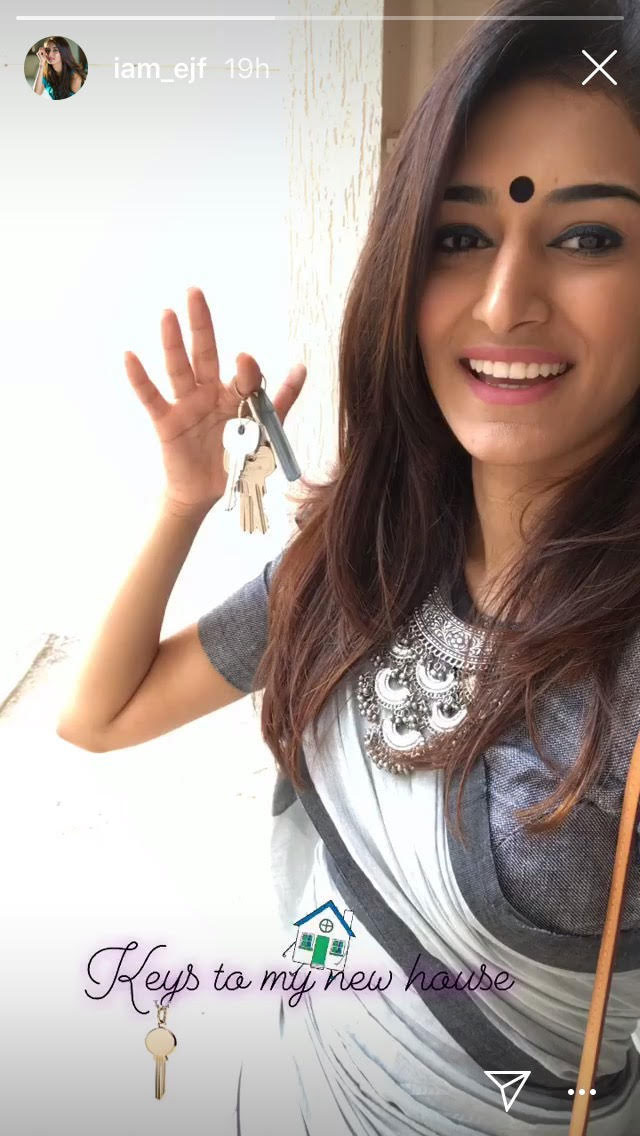 Erica Fernandes Shares Her Excitement At Having Bought A New House