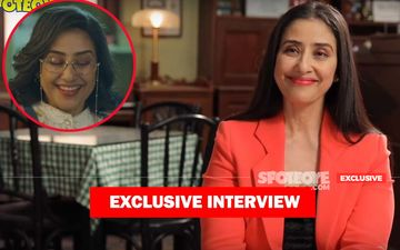 Manisha Koirala's EXCLUSIVE CHAT On Her Netflix Film, Maska