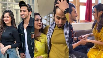 TikTok Sensation Faisal Shaikh AKA Faisu's Most-Liked Videos, Featuring Jannat Zubair, Sana Khaan And Others