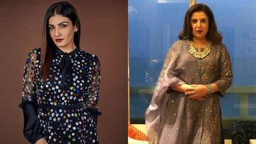 Farah Khan Apologises For 'Inadvertently' Hurting A Community's Religious Sentiments; Raveena Tandon Defends Herself With Proof
