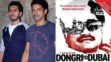 Dongri To Dubai SNEAK PEEK: Farhan Akhtar-Ritesh Sidhwani's Web Show On Dawood Ibrahim Starts Rolling