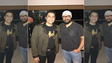 Faisal Khan Reveals He Did Not Get Any Help From Brother Aamir Khan For His Directorial Debut; 'He Has Not Even Heard The Script'