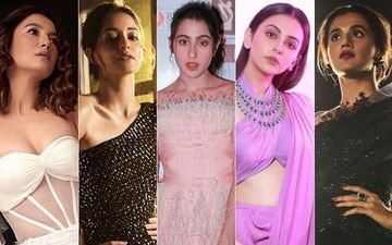 BEST DRESSED & WORST DRESSED At The Zee Cine Awards 2020: Sara Ali Khan, Ananya Panday, Taapsee Pannu, Rakul Preet Singh Or Gauahar Khan?