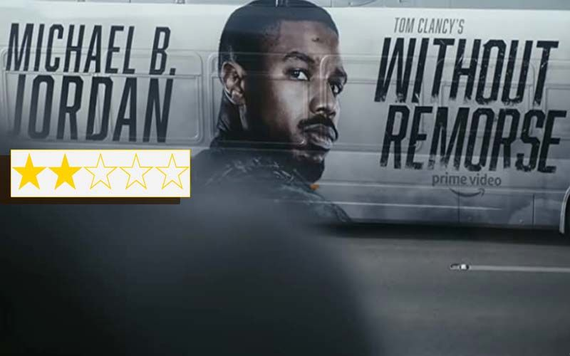 Without Remorse Review: Underwhelming But Engaging