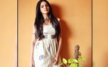 Here's A Sneak Peek In Actress Pooja Sawant's Lockdown Look Straight From Her Home