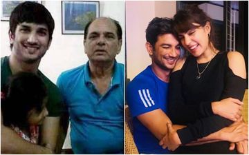 BREAKING: Sushant Singh Rajput's Father Files An FIR Against Actor's GF Rhea Chakraborty; Accuses Her Of Conspiracy And Abetment Of Suicide