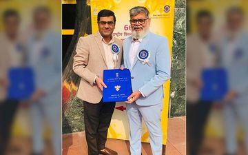 """Director Munish Sahni Receives National Award For His Film """"Harjeeta' In Best Punjabi Film Category"""