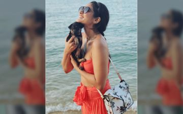 Sizzling Diva Deepti Sati Looks Beach Ready, Actress Shares On Instagram