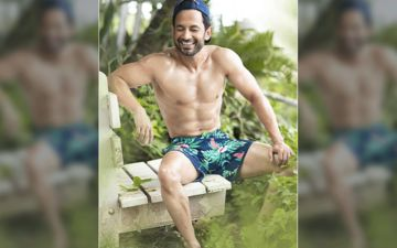 Umesh Kamat Shows Off His Toned Body In Latest Instagram Post
