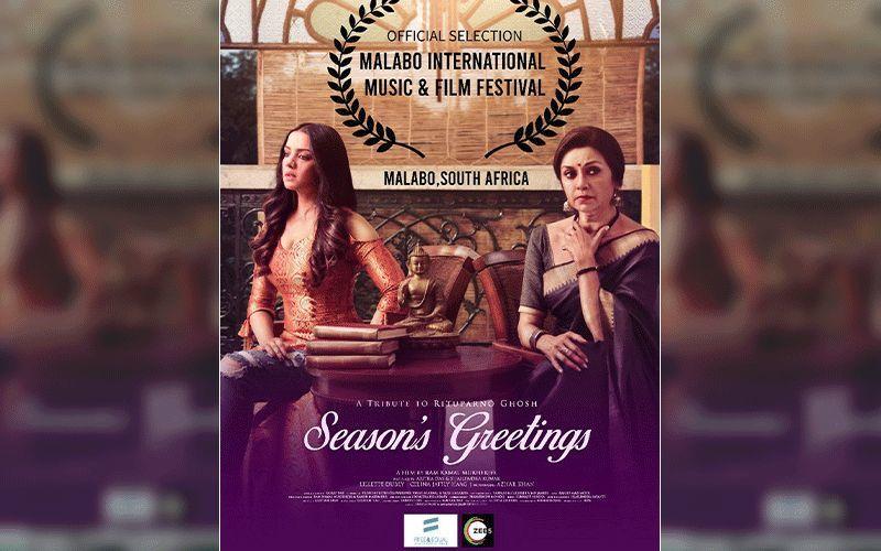 Ram Kamal Mukherjee's Season's Greetings Is An Official Selection At Malabo International Music And Film Festival 2019