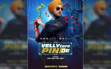 Ranjit Bawa Is Coming Up With A New Song 'Velly Tere Pind De', Shares Poster