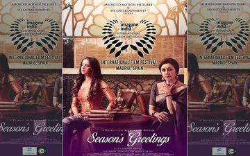 Season's Greetings-A Tribute To Rituparno Ghosh To Be Premiered At Madrid International Film Festival 2019