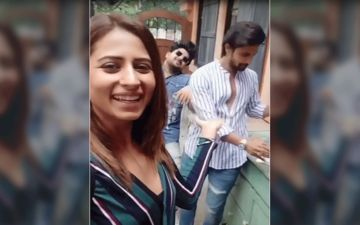 Sargun Mehta And Ravi Dubey's Funny Video Will Make Your Day