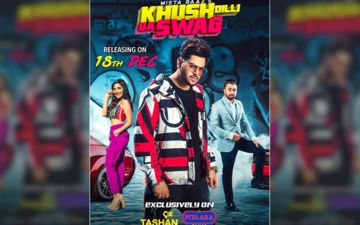 Mista Baaz's First Song 'Khush Dilli Da Swag' Feat Sharry-Gurlez  Playing Exclusively On 9X Tashan