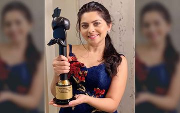 Sonalee Kulkarni's Carries A Mermaid Gown Like Nobody Else In M-town