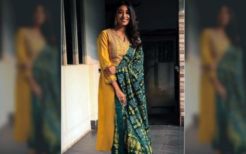 Sanjhbati Actress Paoli Dam Is Looking Vibrant In This Yellow Coloured Salwar Suit, Shares Pictures On Instagram
